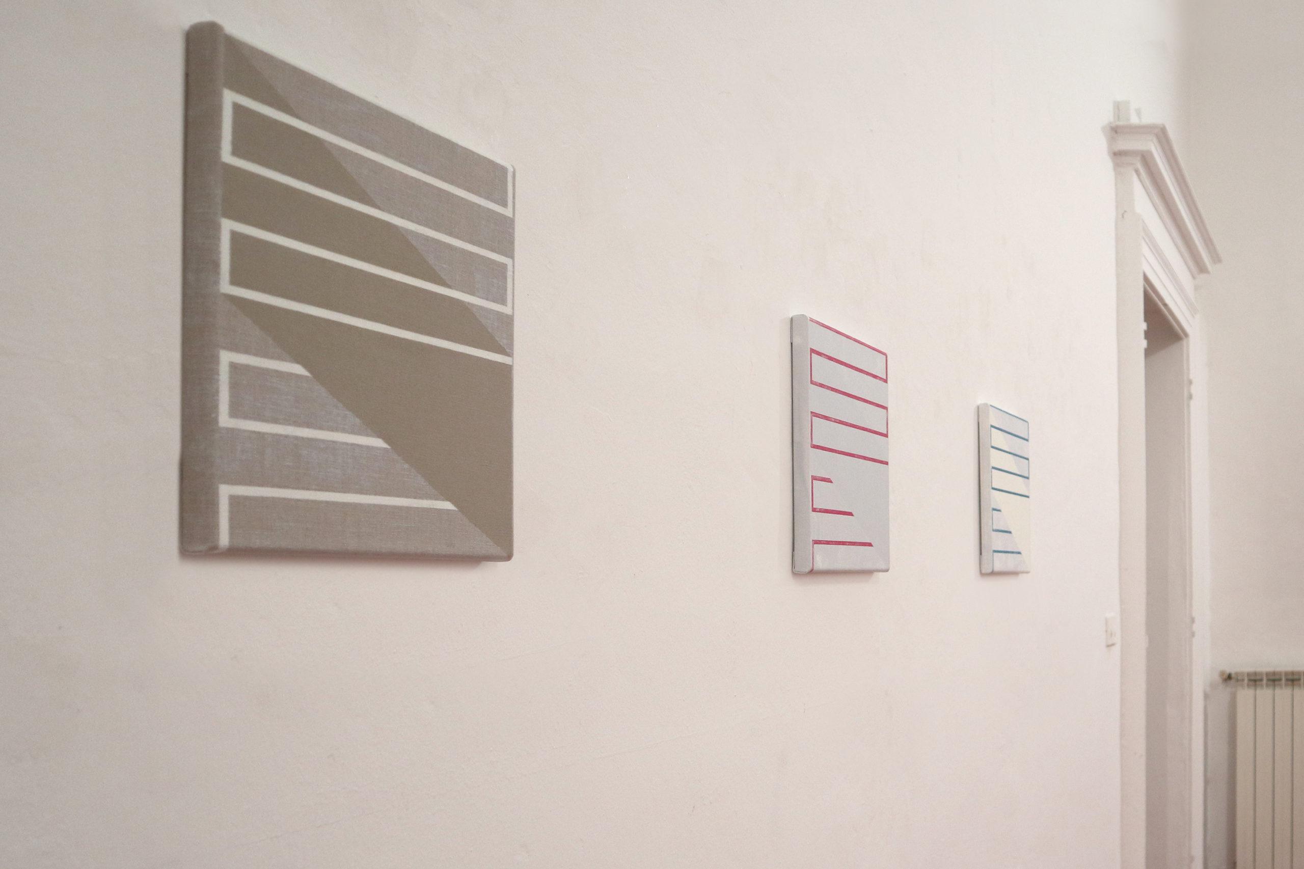 'A Sense of Order. A Sense of Disorder', Galleria Weber, Turin, Italy