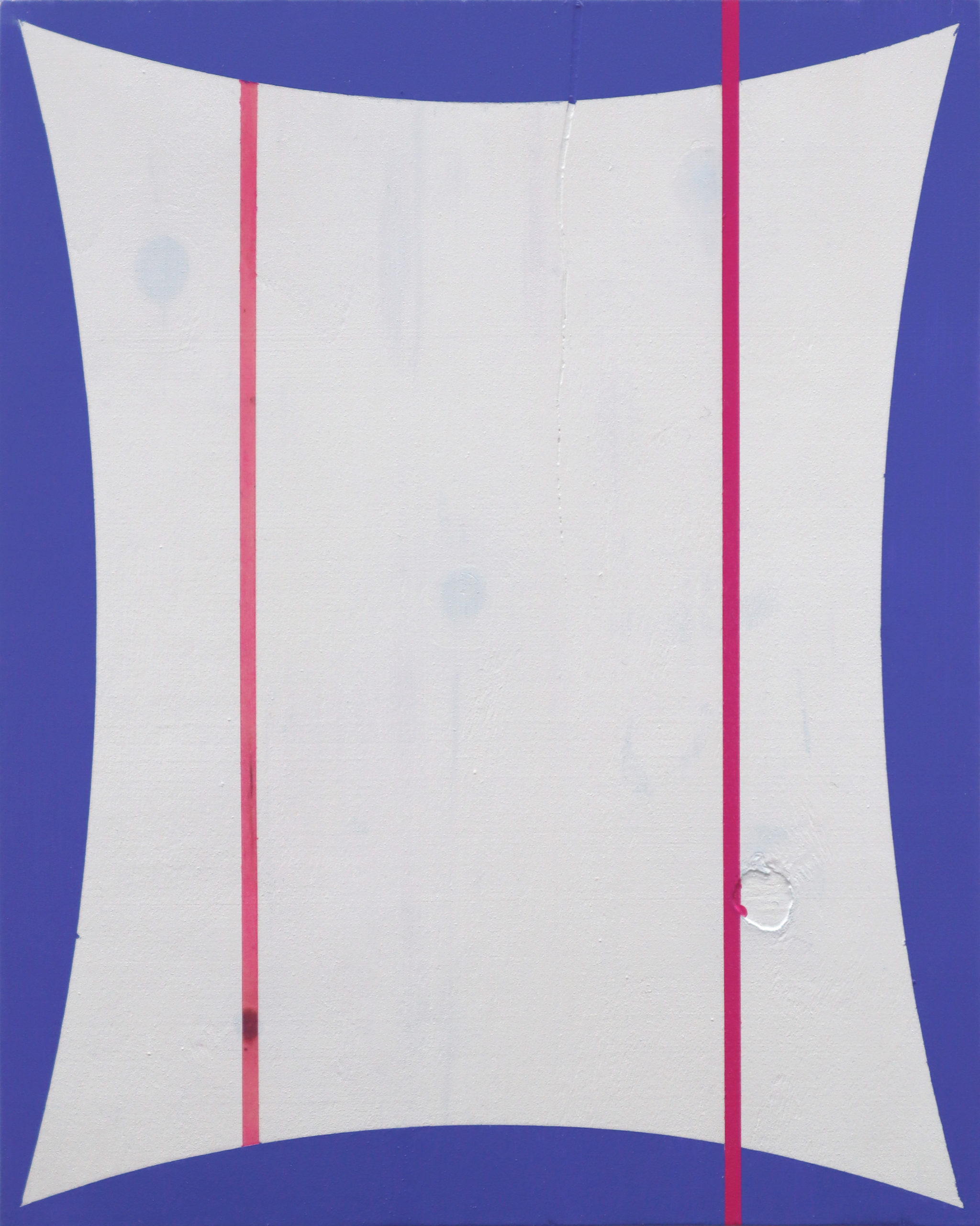 Untitled (Blue Red White)