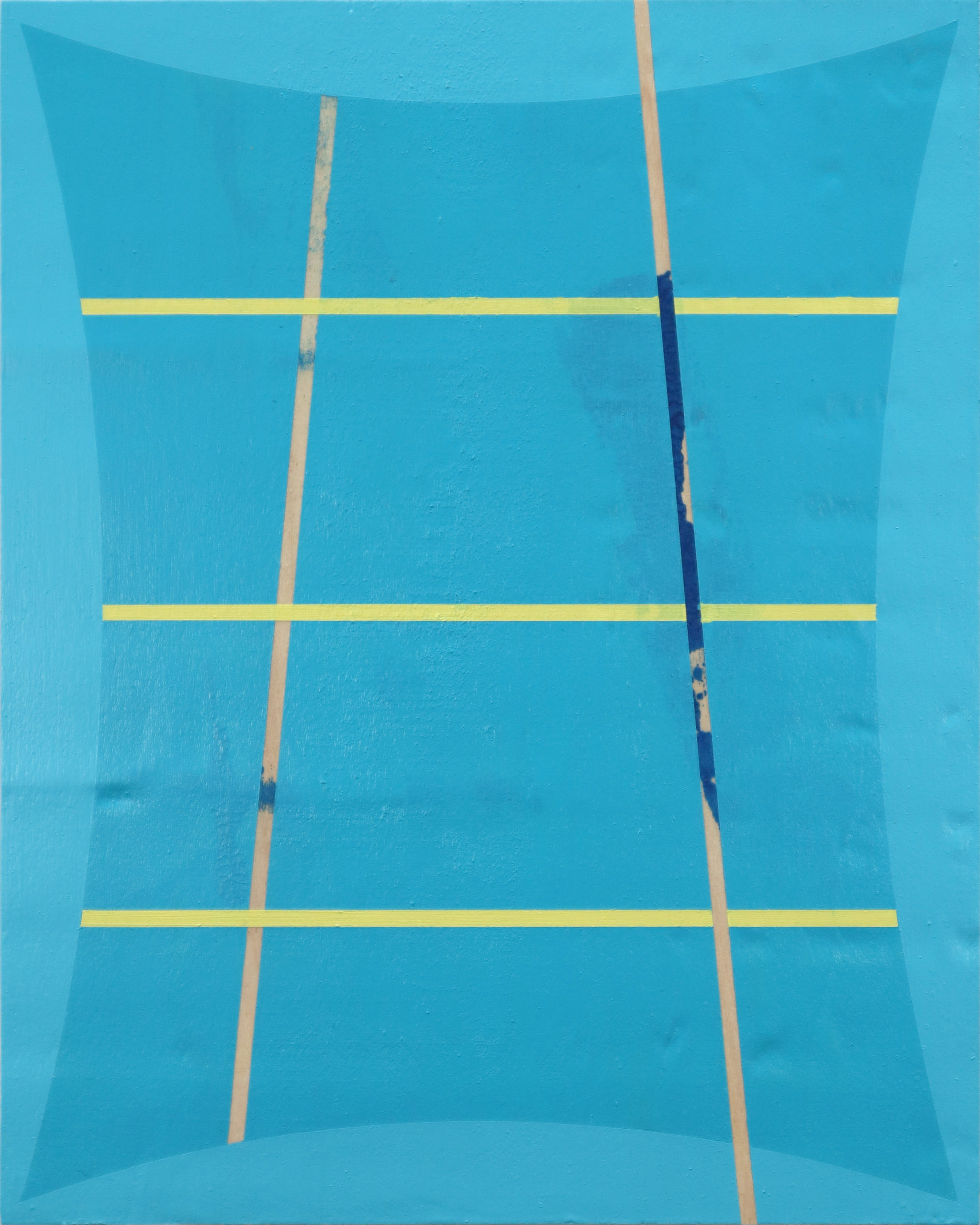 Untitled (Blue Yellow)
