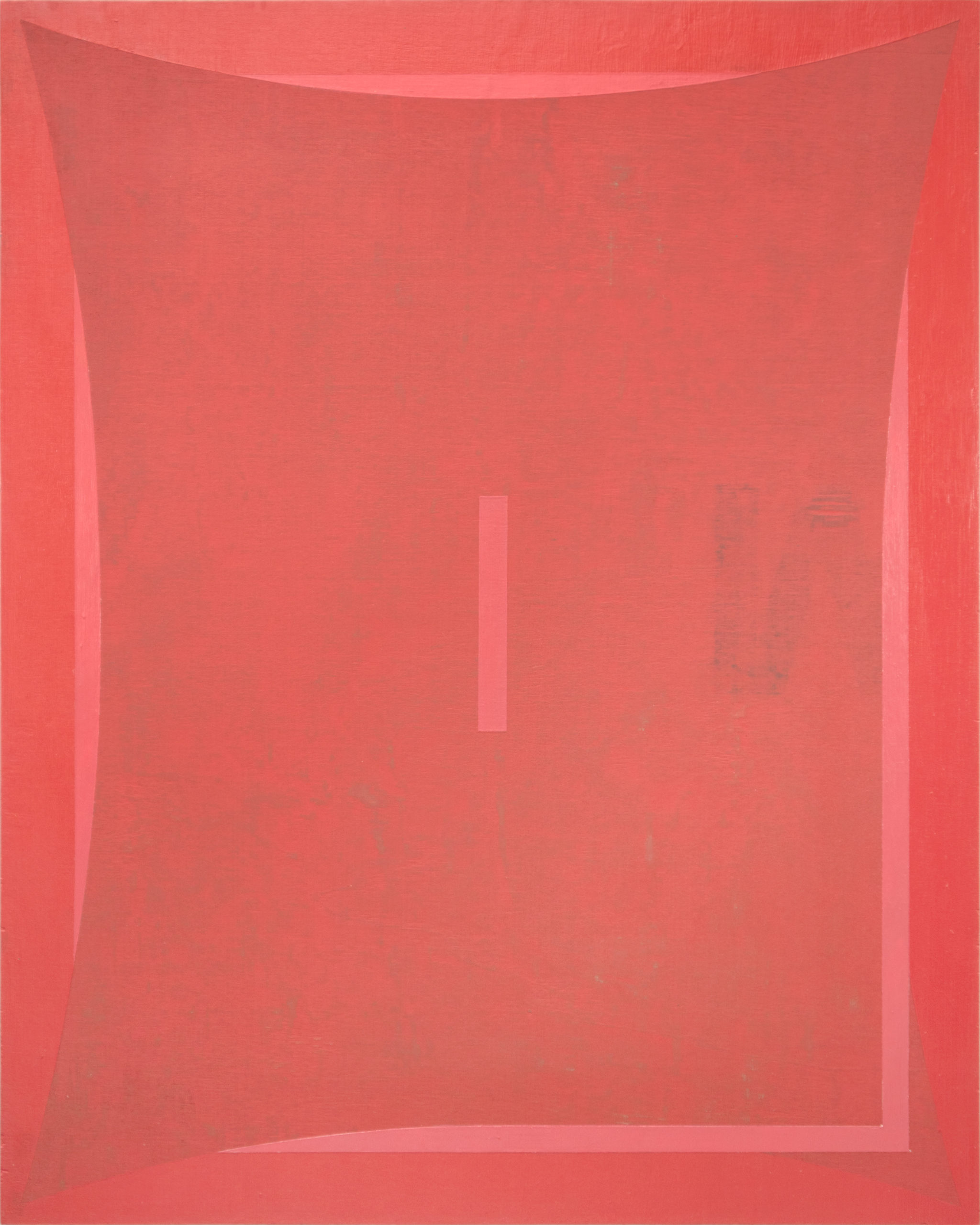 Untitled (Rust and Pink)
