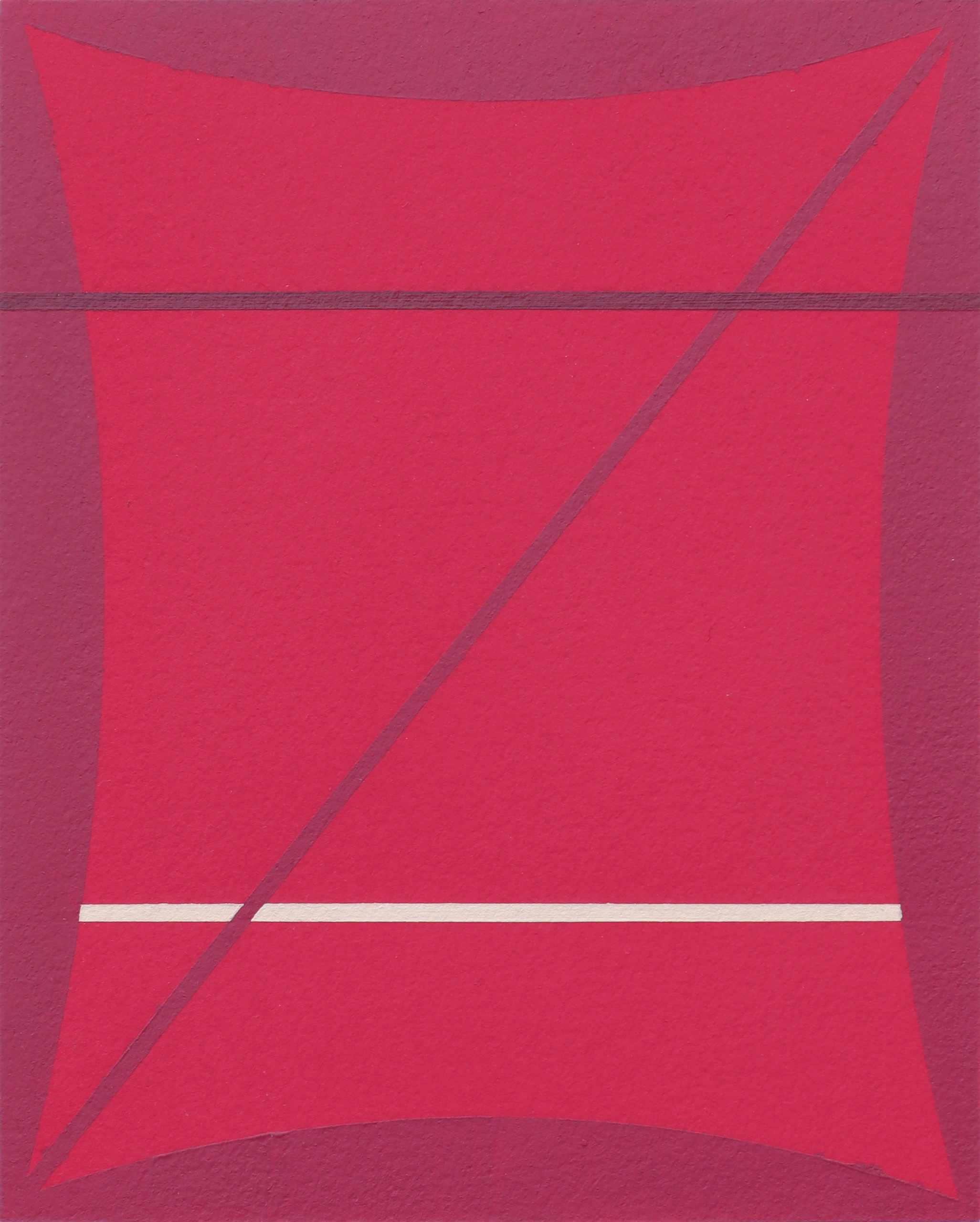 Untitled (Three Reds and Beige)