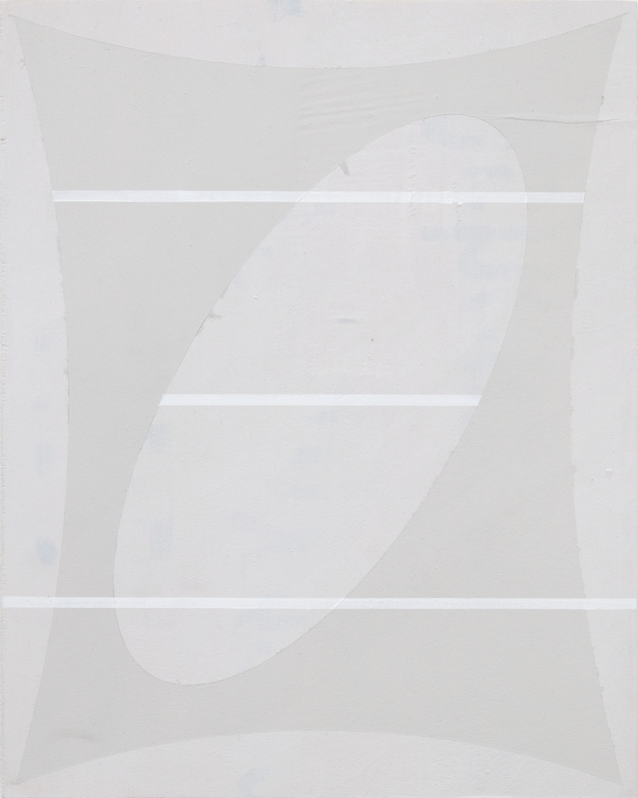 Untitled (Two Greys and White)
