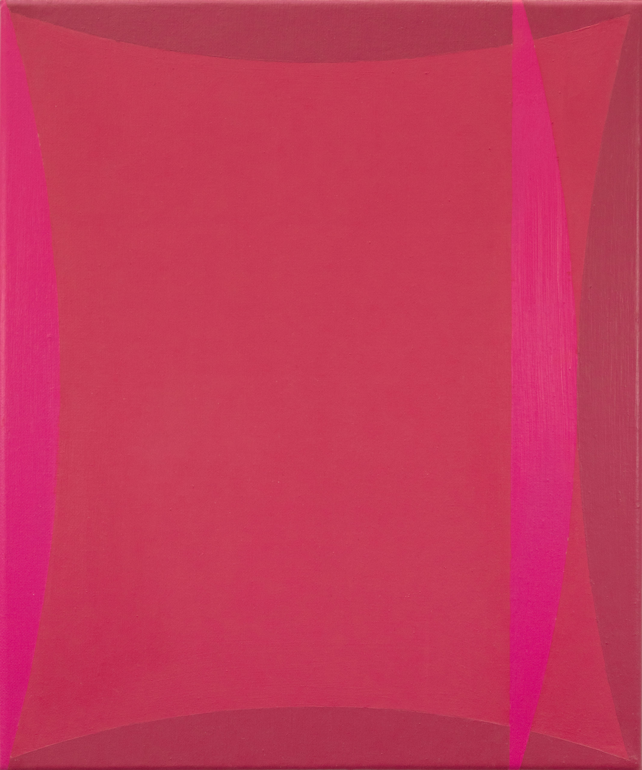 Untitled (Two Reds and Pink)