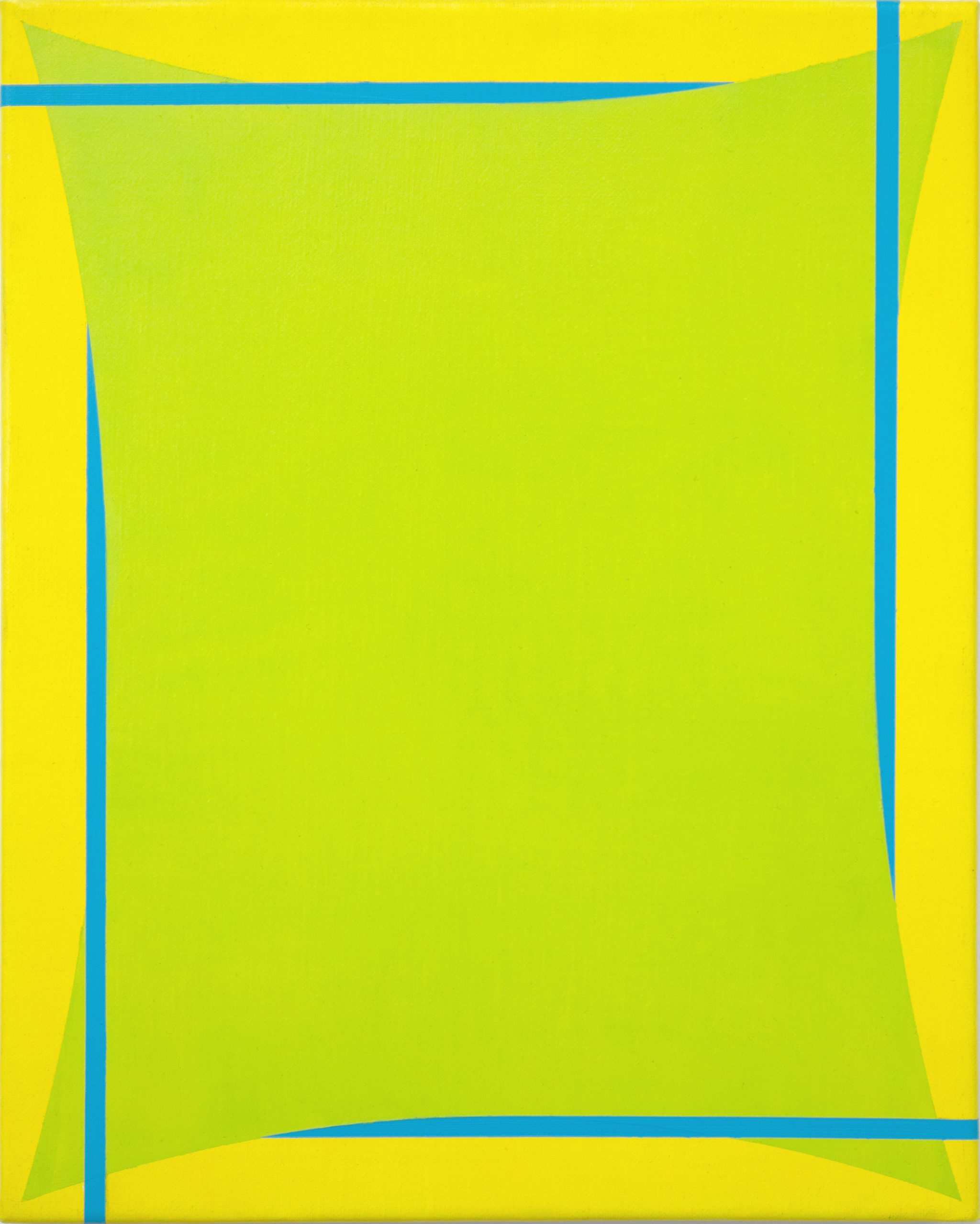 Untitled (Yellow Green Blue)
