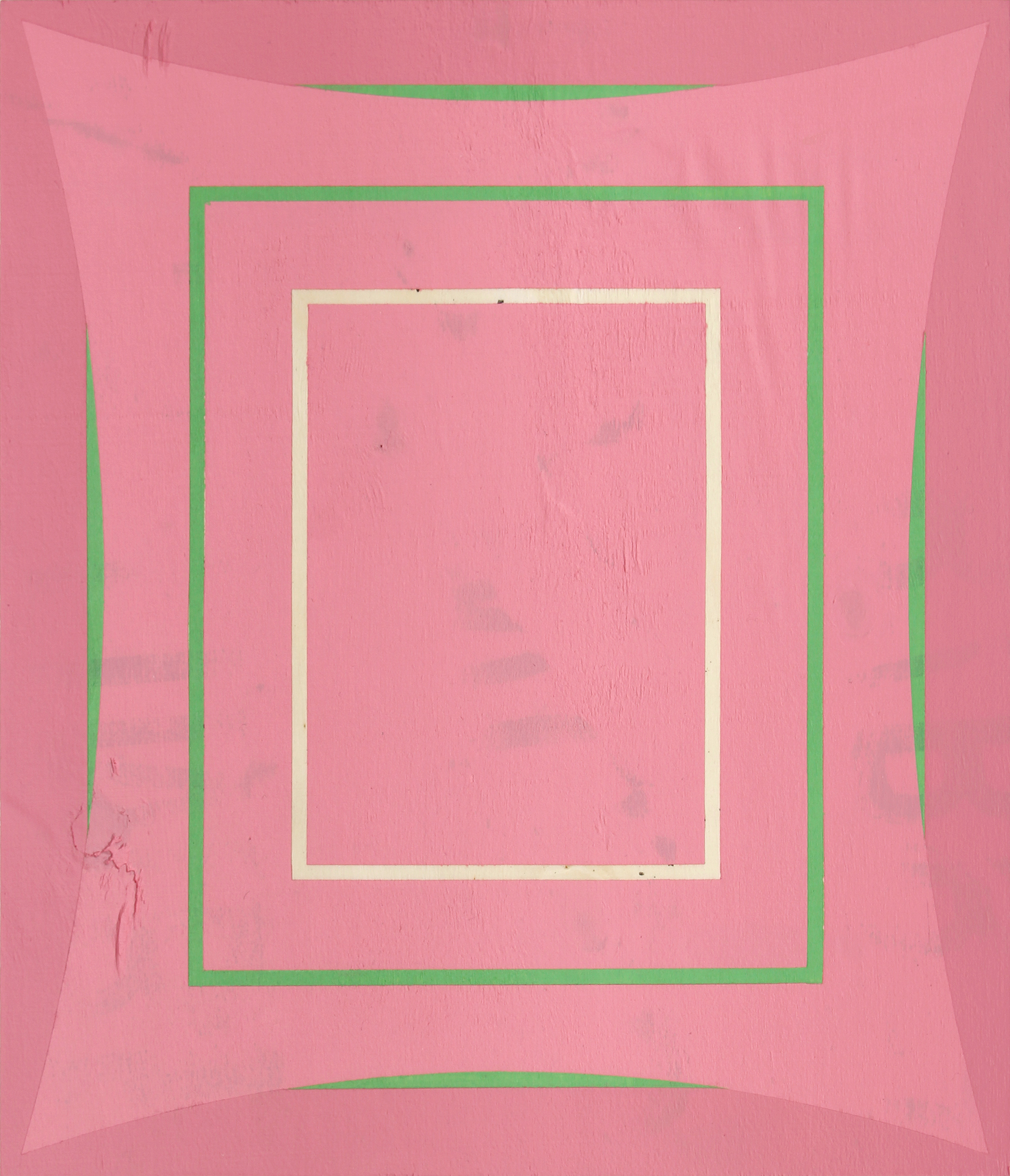 Untitled (Pink Green)